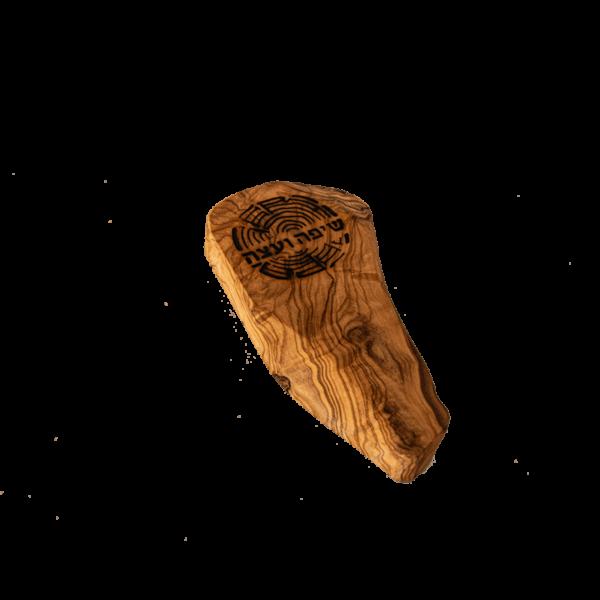 פותחן בקבוקים טבעי מעץ זית
