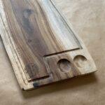 בוצ'ר מעץ שיטה לבשר