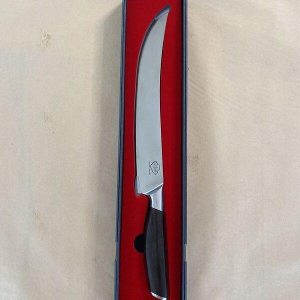 סכין לבשר- להב מעוגל